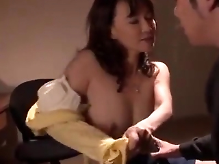 Horny Japanese Adult Join In Matrimony Loves Having